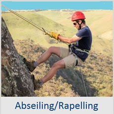 1.1Abseiling